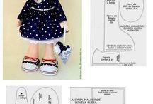 rag / dolls patterns