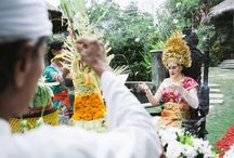 Wedding in Bali / Wedding at Villa Mathis / by Bruno Ferret