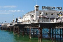 p3 Costal area / In this next board I will be talking about a costal area for this task i have selected Brighton which is located in East Sussex South East England. It is most well known for its Beach and pier. Alongside its university and night life. It is the perfect place for families and students