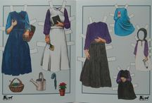paper dolls / by Linda Matson