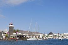 Regata Vuelta a Canarias / 3 equipos de la Volvo Ocean Race miden sus fuerzas en esta regata de 650 millas. La salida se ha realizado hoy día 19 de julio desde Marina Rubicón en Playa Blanca - Lanzarote.