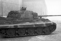 Tiger II / Reference Images and drawings for Tiger II Tanks for modellers