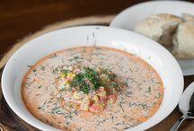 Soup recipes / Yum