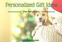 Gift Ideas for Dog Lovers / Spoil your pup or a cherished dog lover with one of these gift ideas.