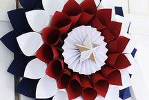 17. of May National Day / Ideer til pynting/laging for vår nasjonaldag 17. mai i Norge