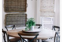 Staging dinning and kitchen