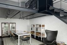 Square_Frog / interior design/ Patrycja Dąbrowska