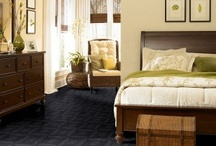 Patterned carpets - tone-on-tone / Tone-on-tone and patterned carpets for Westchester County NY. Geometric and floral designs for carpeting and carpet runners.