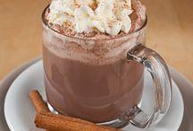 heiße schokolade rezept / Getränke