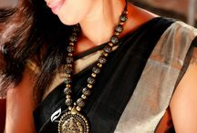 designer jewels for saree