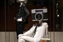 Heads for Headless Mannequins / Different ways you can give headless mannequins more personality and make them turn heads