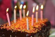 Børnefødselsdag - Inspiration til børnefødselsdagen / Børnefødselsdag inspiration og ideer til børnefødselsdage. Fødselsdags tema fester, bordpynt, lege og fødselsdags opskrifter mm.