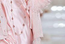Girls love pink