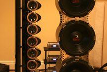 hifi Speaker's & Amps