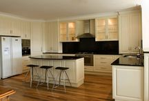 Traditional Kitchens | by Davis & Park, Adelaide / Beautifully appointed traditional kitchens by the Davis and Park Kitchen Specialists.  We know our history and how to design a beautiful kitchen to a periodic style that suits your taste and home.