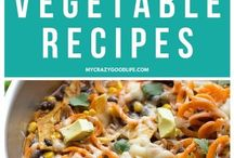 Vegetable only recipes