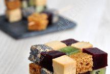 Rubis cube foie gras