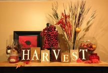 Fall Home Decor / by Christie Will