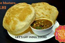 Chole bhature, DELHI / Read blog on Chole bhature, DELHI  http://letsgoindiatours.blogspot.in/2016/03/chole-bhature-delhi.html