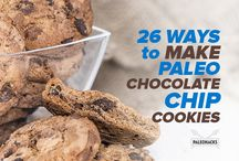 26 ways to make paleo choc chip cookies