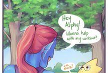 Alphyne