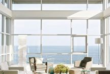 Rooms with a View / Bringing the outdoors in . .