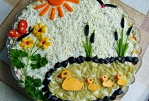 Salads decoration / by Nataliya Grigorchuk