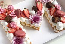 Tarte cakes