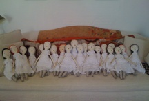 CLOTH DOLLS / by Jacki Poulson