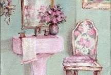 Shabby Chic / by Ann Rapko