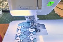 Sewing and Quilting Tutorials / Written and video instruction and tutorials for enhancing sewing and quilting projects, especially bag making.