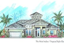 5 Star Resort Homes / Our signature floorplans