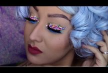 Makeup Tutorials & Looks I Like / Other people's tutorials and makeup looks that I like.