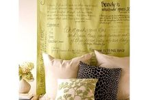 Headboard Ideas / by Stephanie Lee