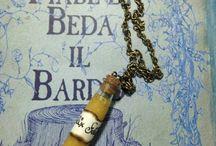 """Necklace potion """" Felix Felicis """" / ❤️ per i fan di Harry potter ❤️"""
