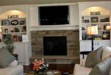 Family Room / by Sharon Brostad