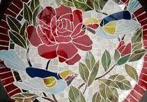 Mosaicos de ceramica