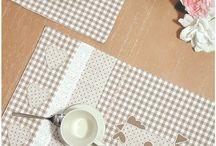 kitchen's textiles