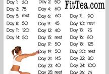 Fit body  101 / by Jaclyn Kesler