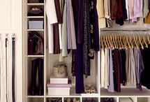 My Dream Closet & Storage Solutions / Inspiration for a closet wardrobe and beauty storage. Other storage ideas for home too. Shoe storage, makeup storage, jewelry storage, clothing storage, kitchen storage.