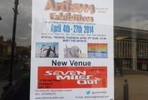 ART EXHIBITIONS I HAVE FEATURED MY WORK IN / This board is all about Art Exhibitions which i have displayed my work in.