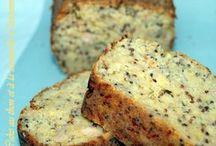 cake au thon et moutarde à  l ancienne