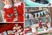 THEME Elf on the Shelf Christmas