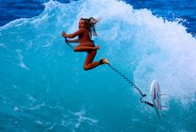 Wipeouts  / Surfing