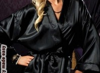 Mother's Day gifts / Sounds weird? Gifting Lingerie to your Mom on Mother's Day? Surprise her by gifting her these beautiful Satin robes from SpicyLegs.com. Gifts she would love to have this Mother's Day / by SpicyLegs.com - Lingerie Store