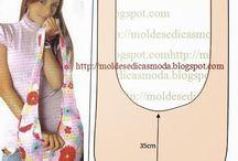 bolsa por medida  molde
