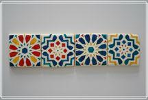 galletas mosaico