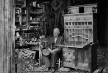 Pre-industrial Woodworking