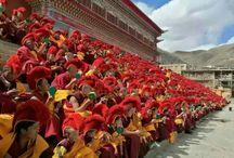 Jonangpa - Tibetan buddhism / Group tradition of tibetan Buddhism. Tradition of Kalachakra school.
