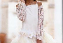 vestiti prima comunione bambina